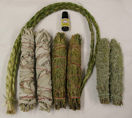 Cedar Sage Sweetgrass Collection