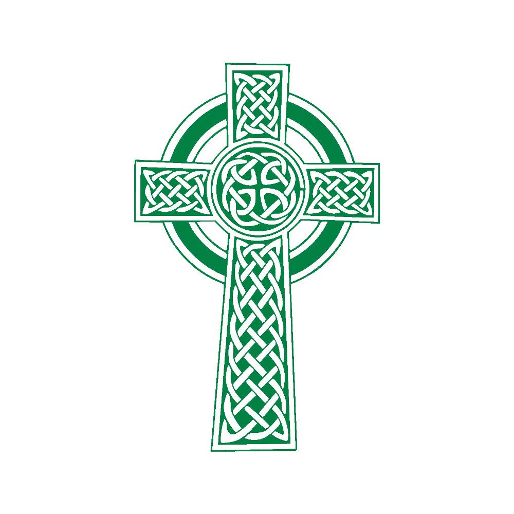 Celtic Cross Prayer Flag