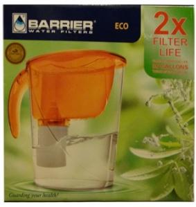 Barrier Water Filtration Pitcher
