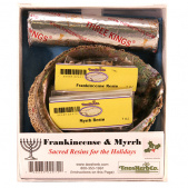 Frankincense and Myrrh Holiday Collection