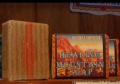 Healing Mountain Soap