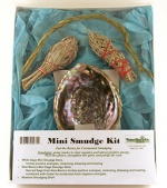 mini ceremonial smudge collection